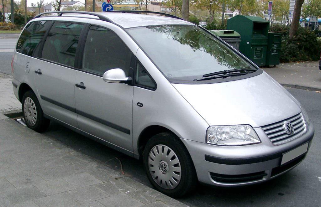 modèle volkswagen sharan