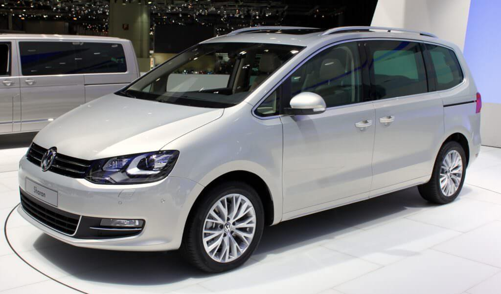 exemple volkswagen sharan