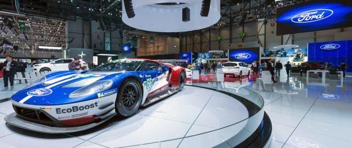 Salon de l'auto de Genève 2019 sans Ford