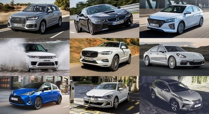 voiture hybride en 2019