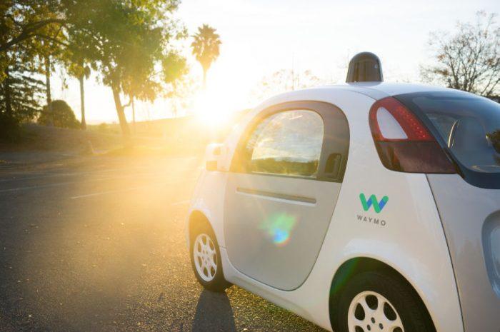 Waymo, la voiture de Google