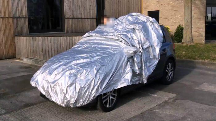 housse voiture installation
