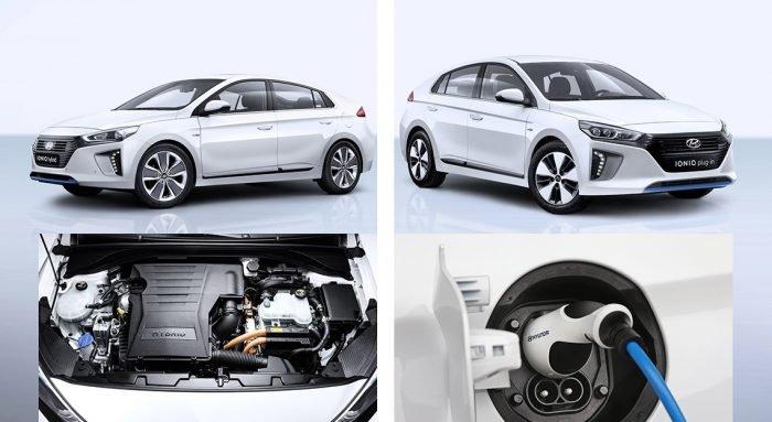 Les caractéristiques d'une voiture hybride rechargeable