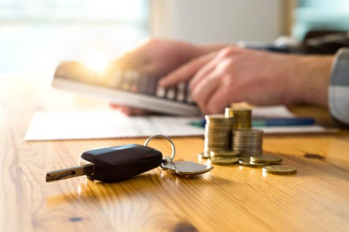 Le coût de l'assurance auto
