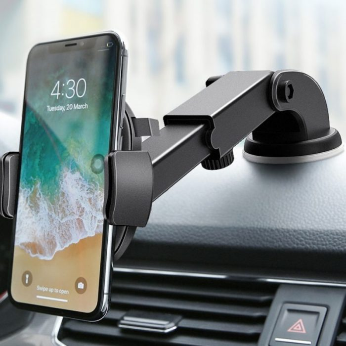 Support smartphone pince