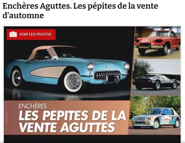 voiture aux enchères à Lyon