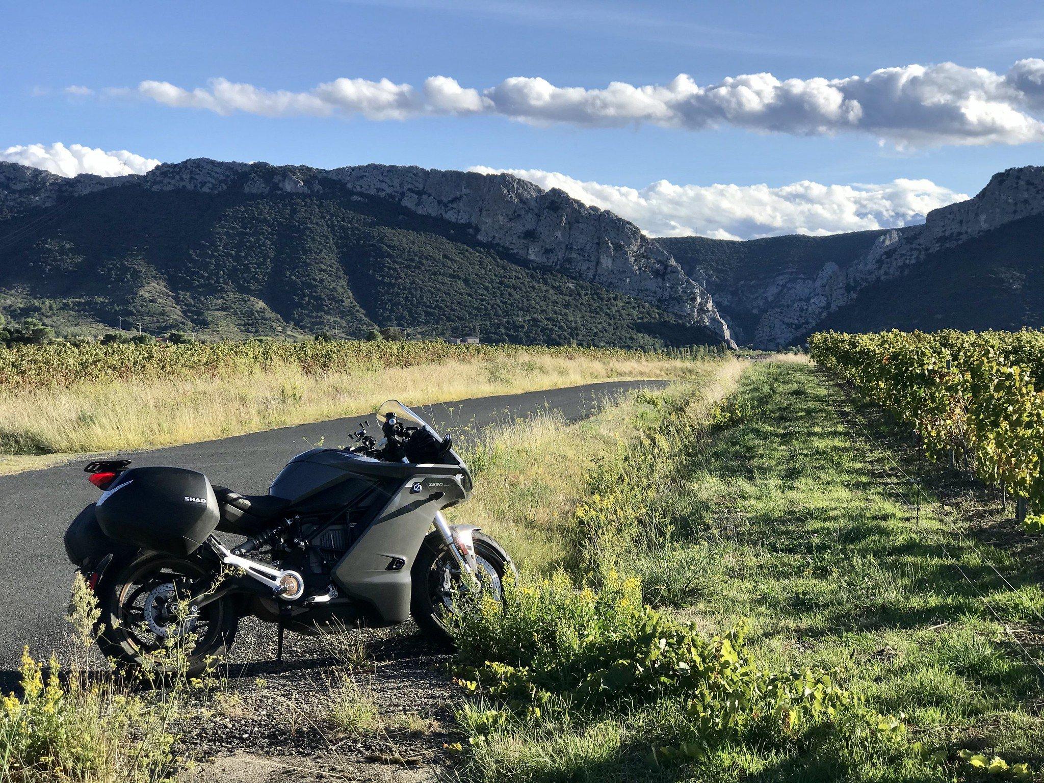 Moto électrique Zero