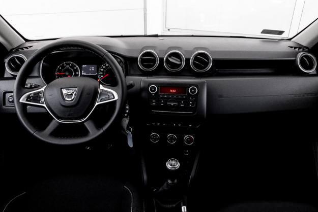 Dacia Duster interieur